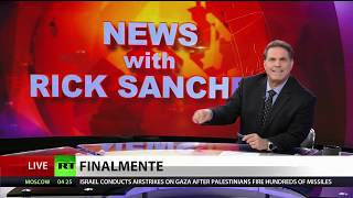 Journalist Rick Sanchez, I Stand with CNN