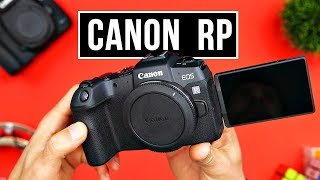 Canon RP Ultimate Review Test Footage and Images