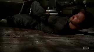 "Breaking Bad - ""Felina"" - Jesse kills Todd"