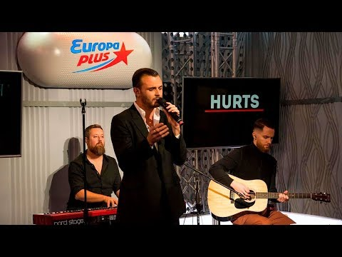 Hurts — Ready To Go  @Европа Плюс Акустика