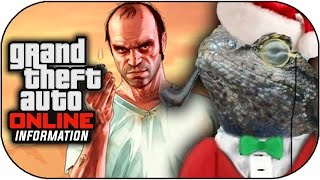Lizard Squad RETURNS Possible Christmas Attacks & FinestSquad vs LizardSquad (GTA 5 Online Gameplay)