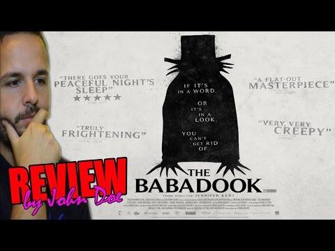 The Babadook -  (2014) - REVIEW - CRÍTICA - HD - John Doe - Terror - Essie Davis - Jennifer Kent