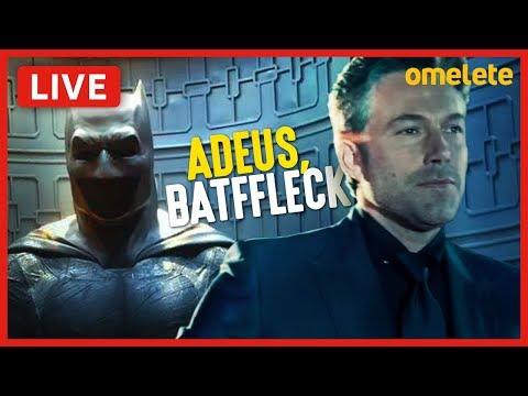 OFICIAL! O NOVO BATMAN E O ADEUS A BEN AFFLECK thumbnail