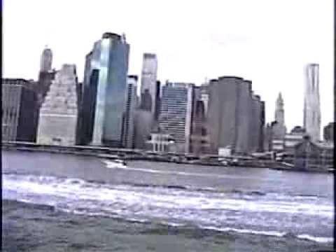 New York City, pt 1: Circle Line cruise around Manhattan