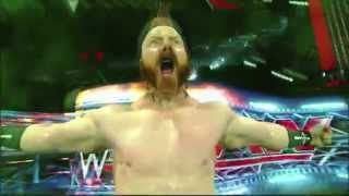 "WWE: Sheamus Theme Song 2015 - ""Hellfire"" by CFO$"