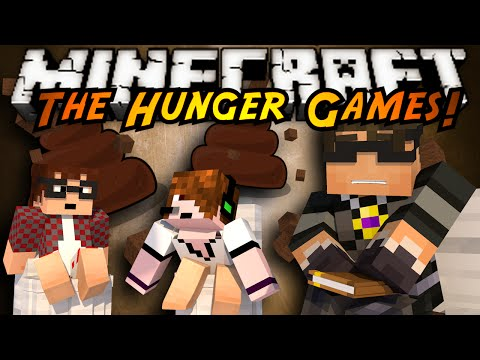 Minecraft Hunger Games : EMBARRASSING POOP STORIES!