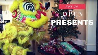 Lion Dance Pet - Christmas Presents with your Lion Dance Pet