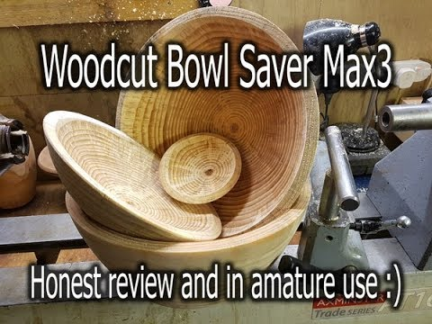 woodcut max3 honest review in use