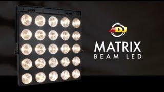 American DJ Matrix Beam LED