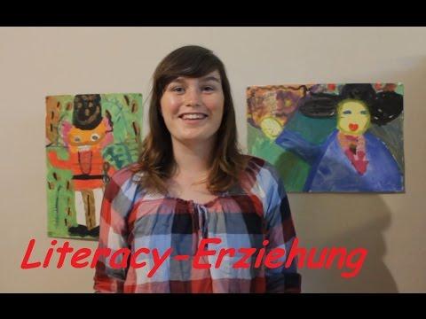 Literacy-Erziehung - Methoden Zur Bilderbuchbetrachtung