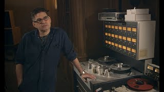 Analog Recording with Steve Albini