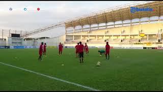 Official Training Sriwijaya FC Hanya Diikuti 8 Pemain, Begini Aksinya
