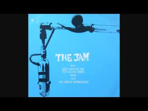The Jam - War - Version 1 (1982 Polydor Records)