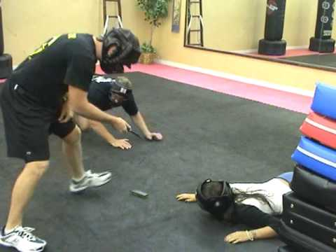 Young Female Attacked -Clearwater Real  Self Defense training-Cobra Self Defense Image 1