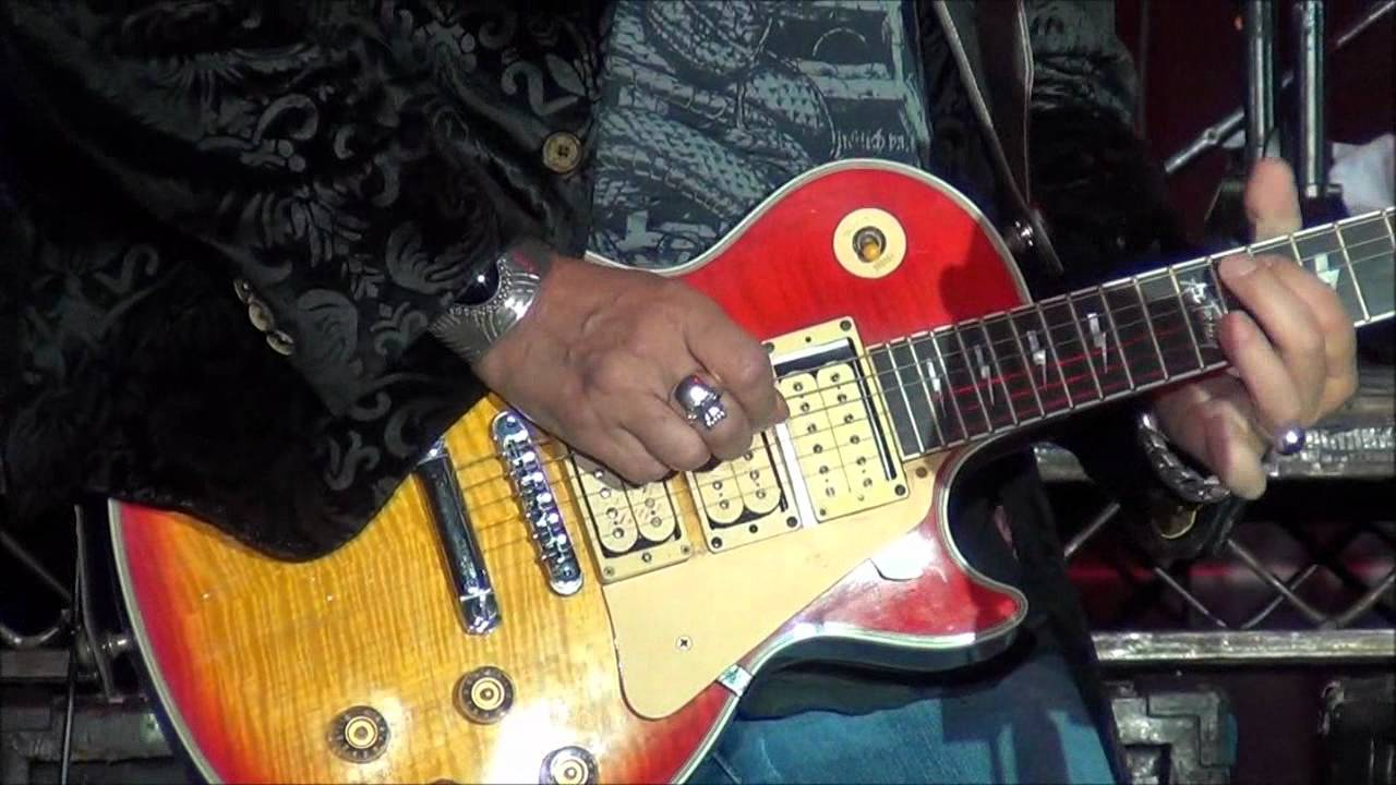 Ace Frehley, Shock Me, Erie, Pa. 2012 - YouTube