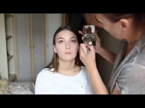 Faberlic Makeup.Макияж с косметикой Faberlic. Лето 2016.