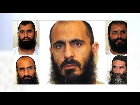 As U.S. Frees Five Taliban Members, Questions Remain Over Future of Guantánamo