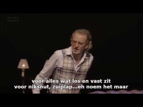 Ton Kas fragment uit 'JABROER:  Henk