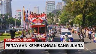Live Report - Owi: Terima Kasih Rakyat Indonesia Atas Dukungannya