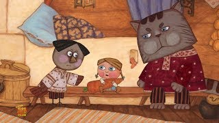 Zhiharka | cuentos para niños | dibujos animados | videos infantil | Moral Stories for Childrens