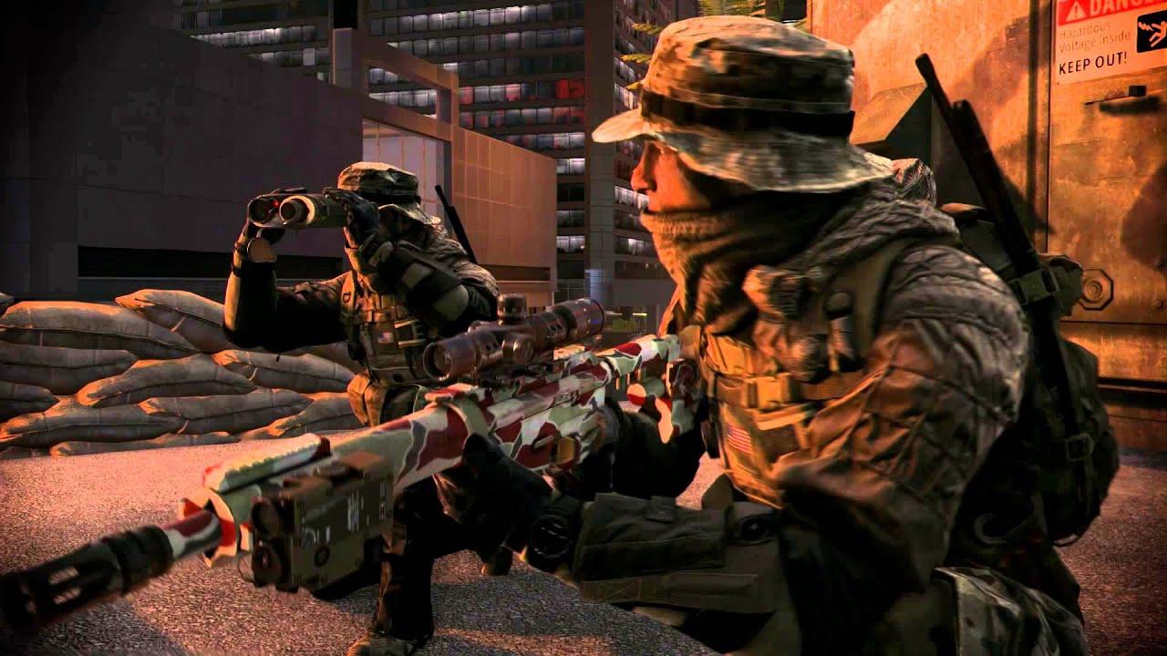 Battlefield 4 : Trailer Dragon's Teeth