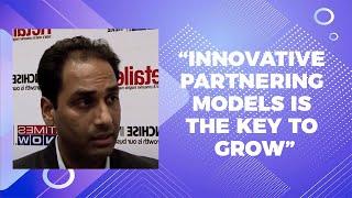 Innovative partnering models is the key