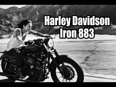 Harley Davidson XL883N Iron 883 Full Review