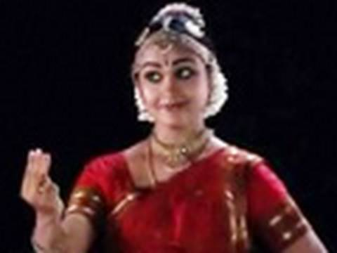 Bharatanatyam performance by Rajashree Warrier