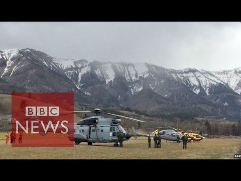 Lucky Escape: Man who was supposed to be on Germanwings flight 4U9525 - BBC News