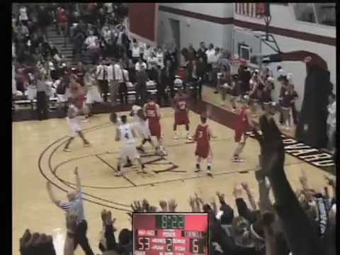 2009-2010 Harvard Crimson Basketball Highlights.