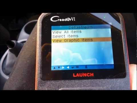 Launch CReader 6 OBD Scan Tool Hands-On Review