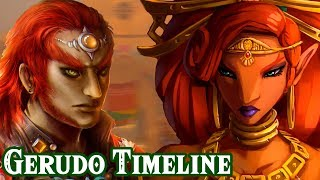 Zelda Theory: Gerudo Timeline and History