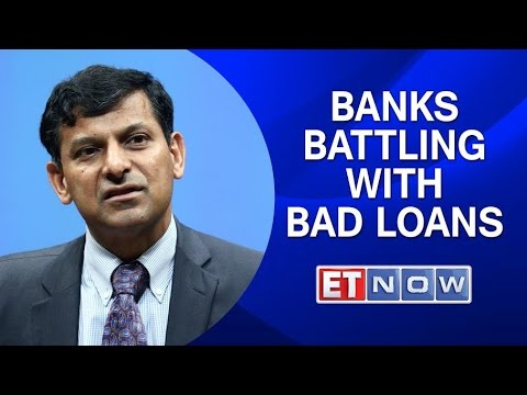 Banks Battling with Bad Loans : RBI Governor Raghuram Rajan | Liquidity Issues