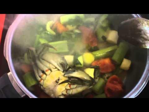 cangrejos de mar cocinar en casa es