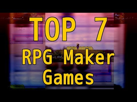 Best of RPG Maker | Top 7 RPG Maker Games