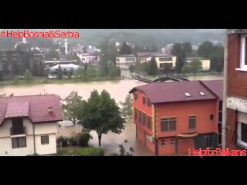 Floods in Bosnia & Serbia [2014]