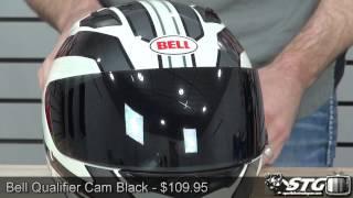 Bell Qualifier Cam Black Helmet Review from Sportbiketrackgear.com