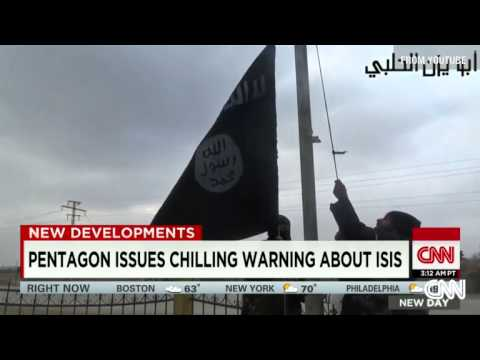Pentagon Chief: ISIS Beyond Anything We Have Seen