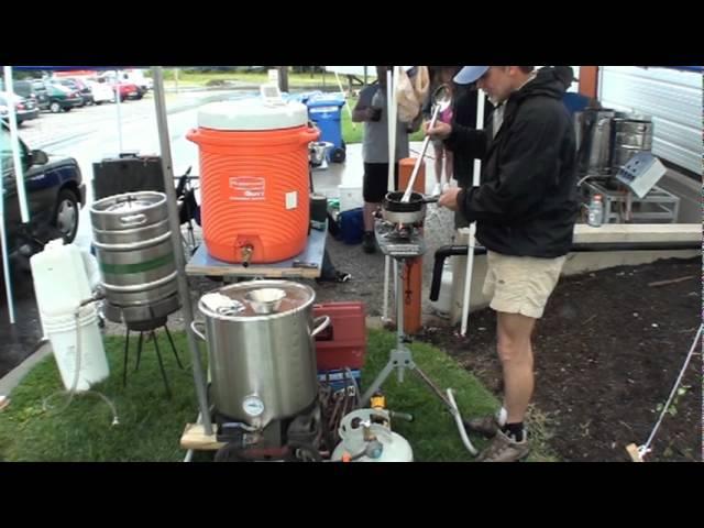 Kentucky Ale Brew-in Pro-Am Saturday 5-14-2011