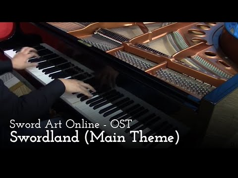 Swordland (Main Theme)- Sword Art Online OST [piano]
