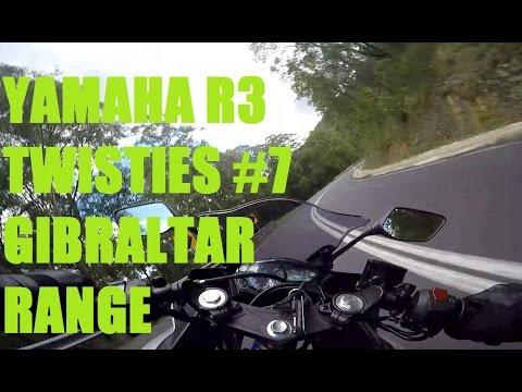 Yamaha R3 Twisties #7 - Gibraltar Range