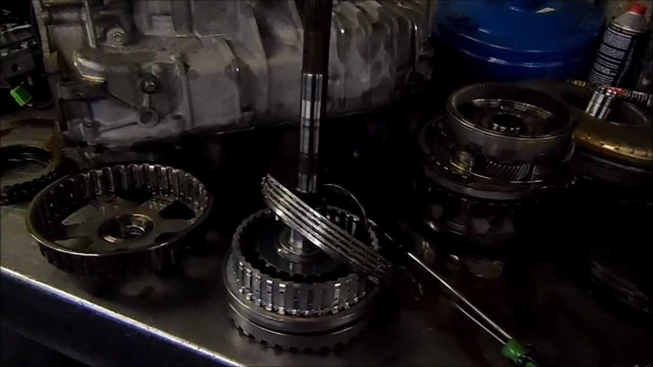 te transmission p p broken   reverse wavy