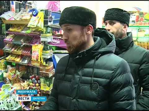 «Трезвая Россия» проводит проверки в Дагестане 27.02.18 г