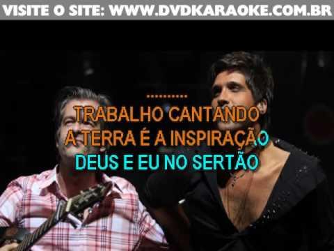Victor E Léo   Deus E Eu No Sertão