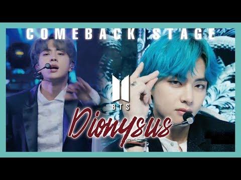 Download Comeback Stage BTS - Dionysus ,  방탄소년단 - Dionysus  Show  core 20190420 Mp4 baru