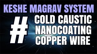 Cold Caustic Nanocoating Copper Wire [HowTo]