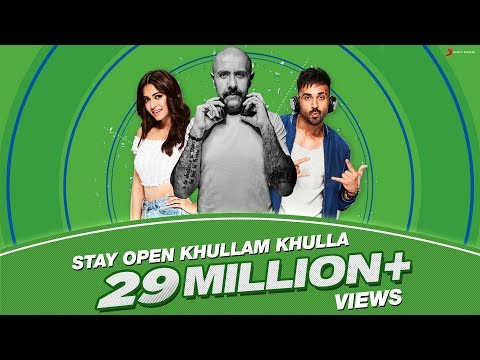 Diplo, MØ & Vishal Dadlani - Stay Open - (Khullam Khulla) | Official Music Video – India