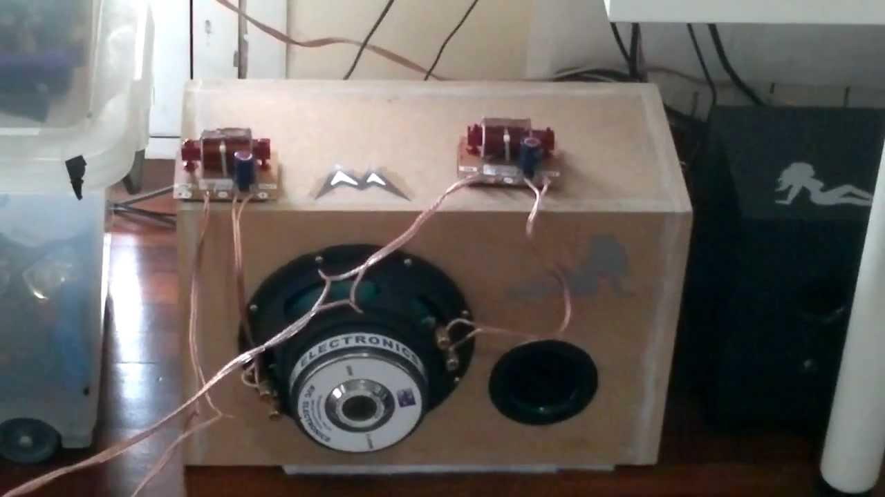 Audio Setup my Audio 2.1 System Setup