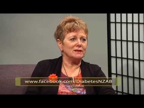 Diabetes NZ Auckland Branch interview on The Guest List