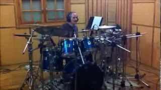 Only Microphones flat drum solo sound - Robby Ameen Pt.2